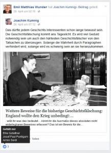 Wunder 28.4.2016 - deutsch lobby, Putigam gefällts