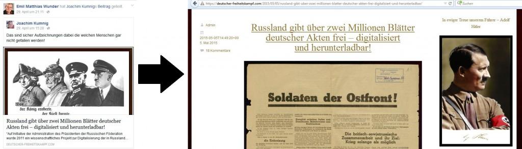 wunder - deutscher freiheitskampf